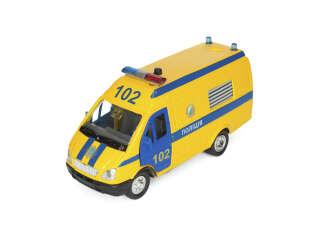 Автомодель - Газель Полиция
