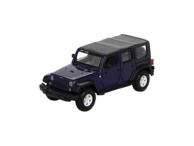 Автомодель - Jeep Wrangler Unlimited Rubicon (1:32)