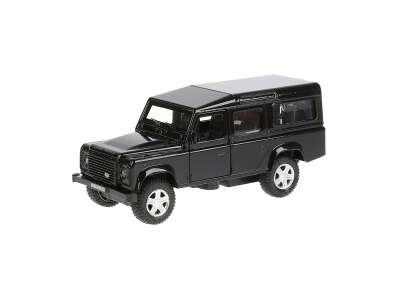 Автомодель - Land Rover Defender (Черный, 1:32)