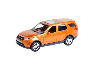 Автомодель - Land Rover Discovery (Золотой, 1:32)
