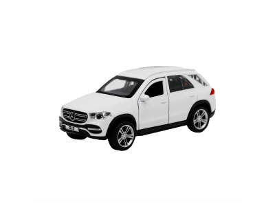 Автомодель - MERCEDES-BENZ GLE 2019 (белый)