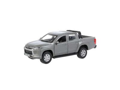 Автомодель - MITSUBISHI L200 PICKUP (серый)