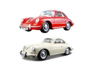 Автомодель - Porsche 356B (1961) (1:24)