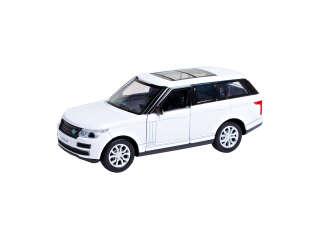Автомодель - Range Rover Vogue (Белый, 1:32)