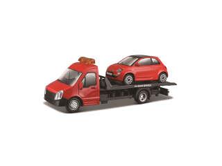 Игровой Набор - Автоперевозчик C Автомоделью Fiat