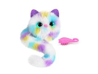 Игровой Набор С Интерактивной Кошечкой Pomsies S4 - Конфетти