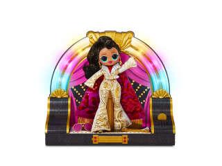 Игровой набор с коллекционной куклой L.O.L. SURPRISE! серии 'O.M.G. Remix' - СЕЛЕБРИТИ
