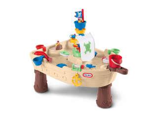 Игровой столик - ПИРАТСКИЙ КОРАБЛЬ (для игры с водой)