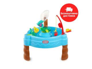 Игровой столик - ВЕСЕЛАЯ РЫБАЛКА (для игры с водой)