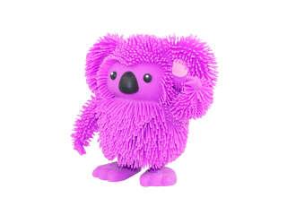 Интерактивная игрушка JIGGLY PUP - ЗАЖИГАТЕЛЬНАЯ КОАЛА (фиолетовая)