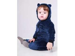 Комбинезон для малышей - К-17444W1_синий