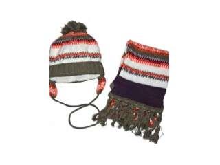 Комплект шапка и шарф WOJCIK (Kompl-15 baby)