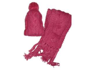 Комплект шапка и шарф WOJCIK (Kompl-24 baby)