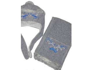 Комплект шапка и шарф WOJCIK (Kompl-3 baby)