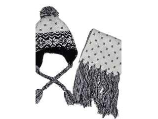 Комплект шапка и шарф WOJCIK (Kompl-36 baby)