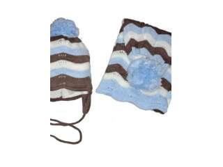 Комплект шапка и шарф WOJCIK (Kompl-7 baby)