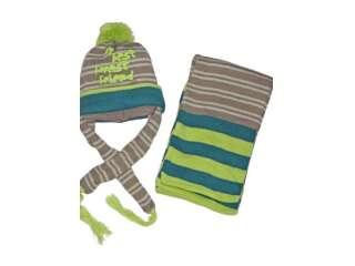 Комплект шапка и шарф WOJCIK (Kompl11 baby)