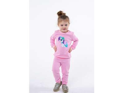 Костюм для девочек - G-20631W_розовый