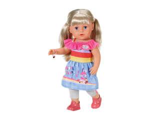 Кукла BABY BORN серии 'Нежные объятия' - МОДНАЯ СЕСТРИЧКА (43 cm, с аксессуарами)