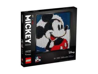 LEGO ART Микки Маус (31202)