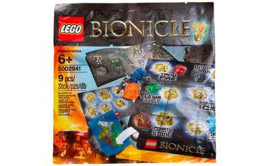 LEGO BIONICLE LEGO BIONICLE Бионикл: пак героя (Артикул: 5002941)