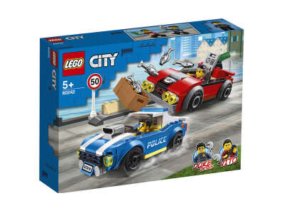 LEGO City Арест на шоссе (60242)