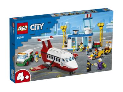 LEGO City Главный аэропорт (60261)