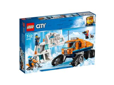 LEGO City Грузовик ледовой разведки (60194)