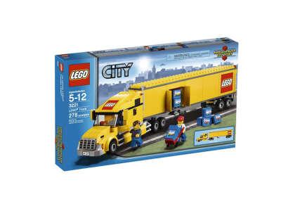 LEGO City Грузовик ЛЕГО (3221)