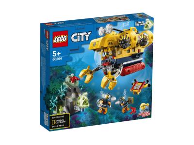 LEGO City Океан: разведывательный подводная лодка (60264)