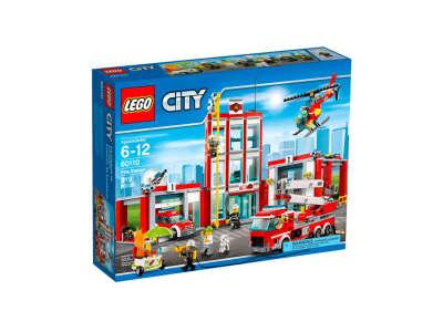 LEGO City Пожарная часть (60110)