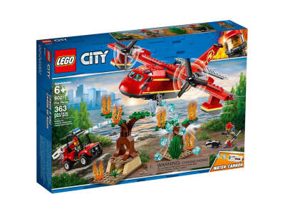 LEGO City Пожарный самолет (60217)