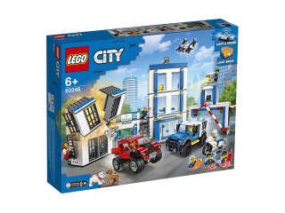 LEGO City Полицейский участок (60246)