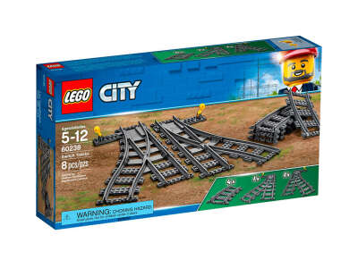 LEGO City Рельсы и стрелки (60238)