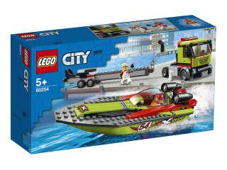 LEGO City Транспортировщик скоростных катеров (Артикул: 60254)
