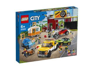 LEGO City Тюнинг-мастерская (60258)