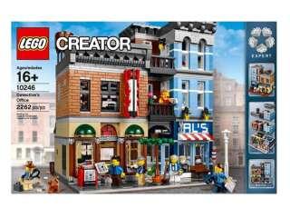 LEGO Creator Детективный офис (10246)