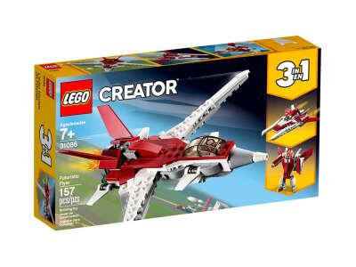 LEGO Creator Футуристический самолет (31086)