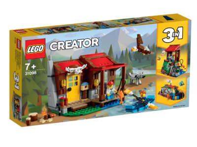 LEGO Creator Хижина в глуши (31098)