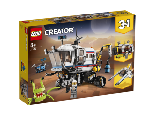 LEGO Creator Исследовательский планетоход (31107)