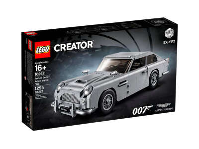 LEGO Creator James Bond™ Астон Мартин DB5 (10262)
