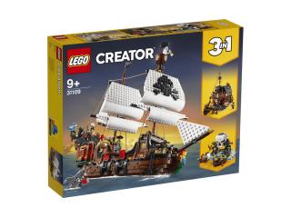 LEGO Creator Пиратский корабль (31109)