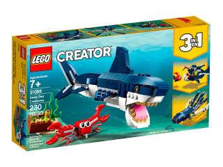 LEGO Creator Подводные жители (Артикул: 31088)