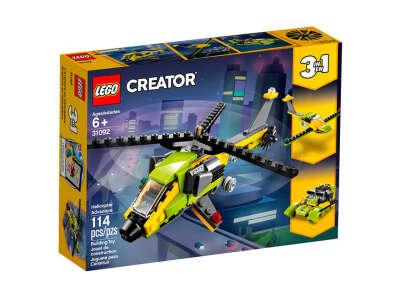LEGO Creator Приключение на вертолёте (Артикул: 31092)