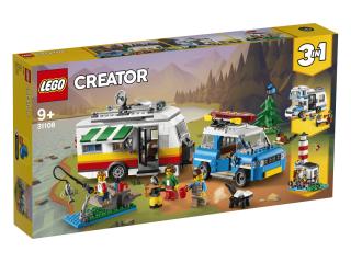 LEGO Creator Семейные каникулы с фургоном (31108)