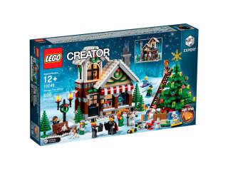 LEGO Creator Зимний магазин игрушек (10249)