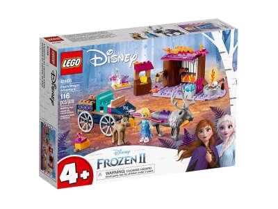 LEGO Disney Princess Эльза и карета северных оленей (Артикул: 41166)