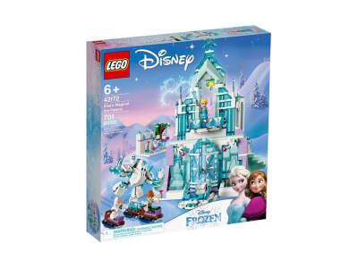 LEGO Disney Princess Эльза Ледовый Дворец (43172)