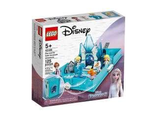 LEGO Disney Princess Книга приключений Эльзы и Нокк (43189)