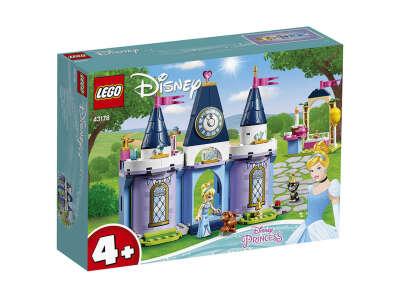 LEGO Disney Princess Праздник в замке Золушки (43178)
